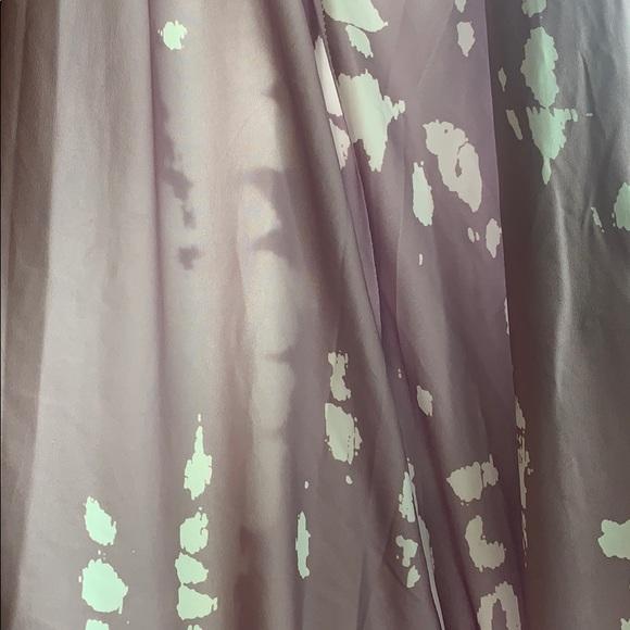 Tie dye wide leg cami jumpsuit from Shein